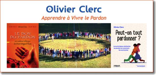 Ouvrages sur le Pardon-Olivier Clerc
