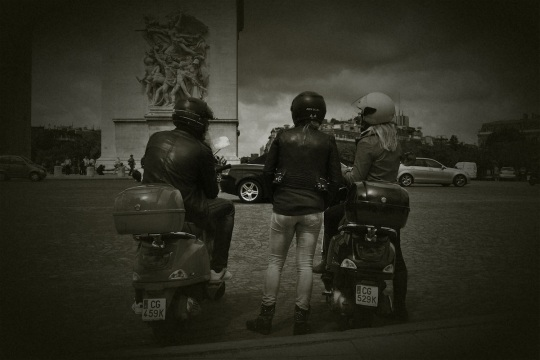 The Story Of The Missing Moped