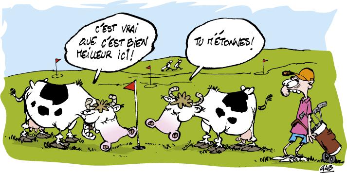 Dessins d humour ma tre renard page 3 - Vache dessin humour ...