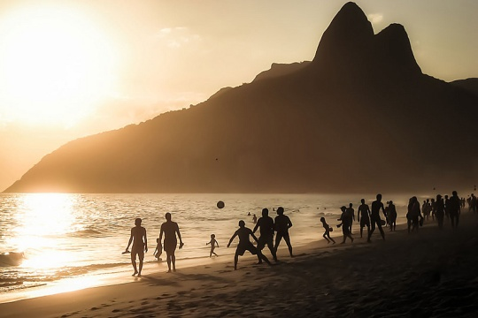 copacabana-sunset