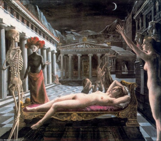 pauldelvaux-thesleepingvenus